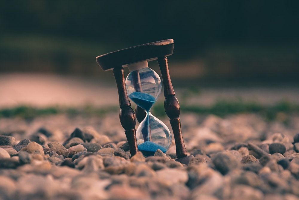 Time時間は巻き戻せない